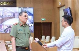 Chánh Văn phòng Bộ Công an: Trong ngày bầu cử, tình hình an ninh trật tự trên cả nước ổn định