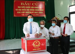 Quảng Nam có một đơn vị phải bầu cử thêm đại biểu HĐND xã
