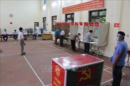 Bầu cử an toàn trong 'tâm dịch' Mão Điền