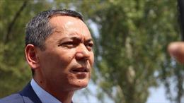 Cựu Thủ tướng Kyrgyzstan Omurbek Babanov bị bắt với cáo buộc tham nhũng