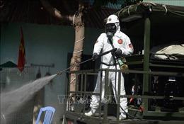 Từ ngày 18/6 đến tối 21/6, Đà Nẵng có 40 ca dương tính với SARS-CoV-2