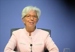 ECB chưa tính tới việc giảm các chương trình hỗ trợ đại dịch COVID- 19