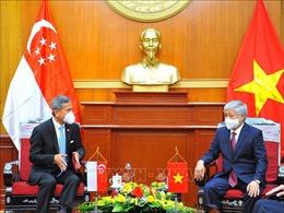 Tăng cường giao lưu giữa nhân dân Việt Nam - Singapore