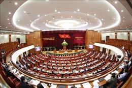 Ngày làm việc thứ nhất, Hội nghị Trung ương ba, khóa XIII