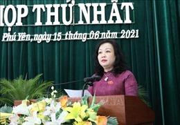 Phê chuẩn kết quả bầu Chủ tịch, Phó Chủ tịch HĐND các tỉnh Phú Yên, Thái Bình, Nam Định