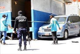 Vụ ám sát Tổng thống Haiti: Cảnh sát tiêu diệt nhiều đối tượng lính đánh thuê