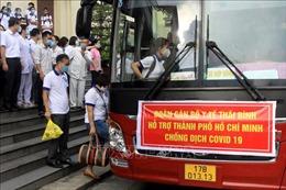 Thái Bình 'chia lửa' cùng TP Hồ Chí Minh chống dịch