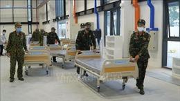 Bình Dương, Đà Nẵng, Phú Yên nâng năng lực điều trị các bệnh nhân COVID-19