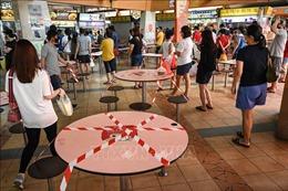 Singapore 'bịt lỗ hổng' trong phòng chống dịch