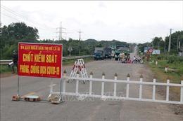 Bình Thuận: Đón 450 người về quê tránh dịch COVID-19