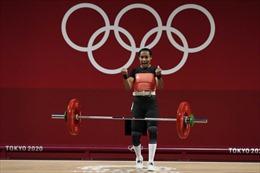 Olympic Tokyo 2020: Nữ vận động viên cử tạ Papua New Guinea làm nên lịch sử