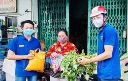 Tuổi trẻ TP Hồ Chí Minh góp sức mở rộng 'vùng xanh' trên bản đồ COVID-19