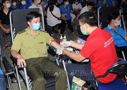 Đẩy mạnh hiến máu tình nguyện trong bối cảnh dịch bệnh