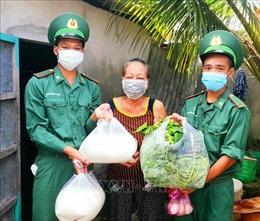 Kiên Giang: Cấp phát gần 2.280 tấn gạo cho người dân gặp khó khăn do dịch