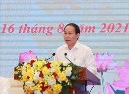 Triển khai thực hiện Nghị quyết Đại hội XIII của Đảng gắn với nhiệm vụ trọng tâm của MTTQ Việt Nam và các tổ chức thành viên