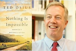 Ra mắt sách 'Không gì là không thể: Tiến trình hòa giải giữa Mỹ và Việt Nam'