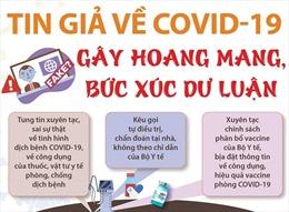 Dẹp nạn tin giả về dịch COVID-19