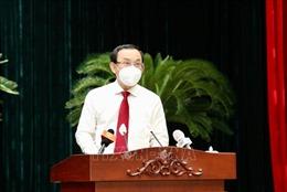HĐND TP Hồ Chí Minh thông qua Nghị quyết về hỗ trợ lực lượng tuyến đầu phòng, chống dịch COVID-19