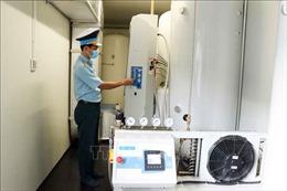 Quân đội triển khai trạm sản xuất oxy lưu động sẵn sàng hỗ trợ TP Hồ Chí Minh