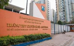 Trường THPT Chuyên Hà Nội-Amsterdam tuyển sinh lớp 6 bằng xét tuyển