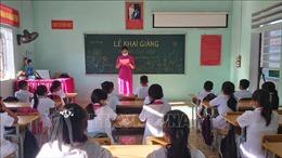 Thầy và trò vùng cao Hà Giang bước vào năm học mới
