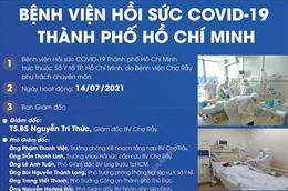 Bệnh viện hồi sức COVID-19 TP Hồ Chí Minh
