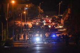Căng thẳng giữa Israel và Palestine gia tăng