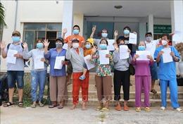 Phú Yên: Chung sức, đồng lòng chiến thắng đại dịch COVID-19