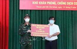 Bàn giao 110 tấn nông sản của tỉnh Tuyên Quang tặng nhân dân TP Hồ Chí Minh