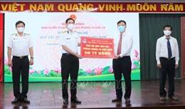 Tổng Công ty Tân cảng Sài Gòn ủng hộ 50 tỷ đồng cho Quỹ vaccine phòng COVID-19