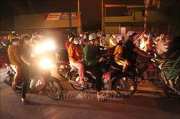 Công dân trở về vượt 7.000 người, Cà Mau lo ngại dịch bùng phát