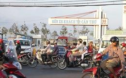 Thông tin chính thức về việc thu phí xe máy tại bến xe khách ở Cần Thơ