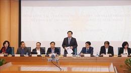 Phó Thủ tướng Vương Đình Huệ: Hà Nội cần đổi mới tư duy trong thu hút và sử dụng vốn FDI