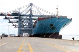 Tàu container siêu 'khủng' chính thức được đưa vào khai thác tại Việt Nam