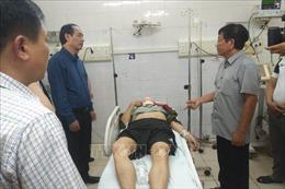 Thông tin ban đầu nguyên nhân vụ tai nạn làm 8 người thương vong tại Thanh Hóa