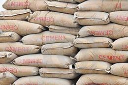Áp dụng biện pháp tự vệ tạm thời với sản phẩm xi măng nhập khẩu