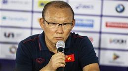 'Mục tiêu của U23 Việt Nam là vượt qua vòng bảng giải vô địch châu Á'