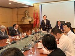 Bộ Tài nguyên và Môi trường họp khẩn về ô nhiễm môi trường đô thị