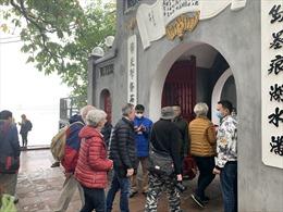 Di tích lịch sử văn hoá, danh lam thắng cảnh tại Hà Nội mở cửa đón khách trở lại