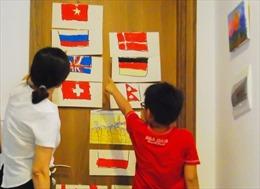 Triển lãm nghệ thuật online dành cho trẻ tự kỷ trong mùa dịch COVID-19