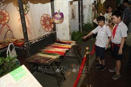 Trẻ em được khám phá nhiều nét văn hoá Đông Nam Á ngay tại Thủ đô