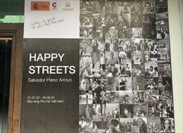 'Happy Streets' - Cuộc sống Việt Nam qua góc nhìn của kiến trúc sư người Tây Ban Nha