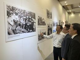 Khai mạc triển lãm ảnh 'Cuba trong trái tim nhân dân Việt Nam'