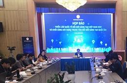 Triển lãm quốc tế đầu tiên về đổi mới sáng tạo Việt Nam