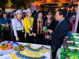 Khai mạc ngày hội Văn hóa - Du lịch tỉnh Hòa Bình tại Hà Nội năm 2021