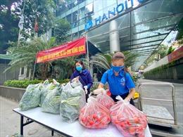 Tuổi trẻ Thủ đô chung tay giải cứu nông sản Hải Dương