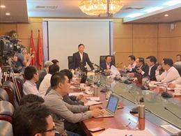 Bộ trưởng Trần Hồng Hà bất ngờ với con số 60.000 hộ dùng than tổ ong ở Hà Nội