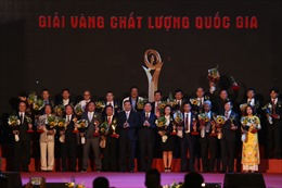 Giải thưởng chất lượng quốc gia cho thấy cam kết của doanh nghiệp về chất lượng