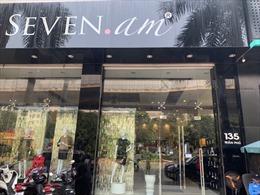 Công bố sai phạm của thương hiệu thời trang SEVEN.AM