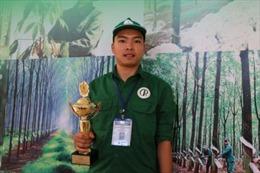 'Bàn tay vàng' của ngành cao su Việt Nam
